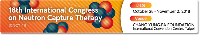 The 18th International Congress on Neutron Capture Therapy (ICNCT-18)